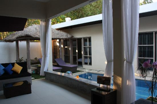 Enigma Bali Villas: the villa