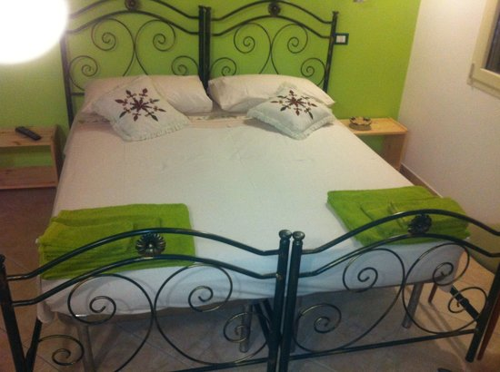 Bed and Breakfast Asko: room