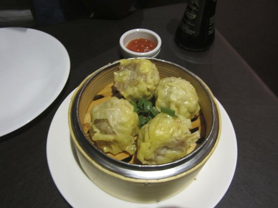 Katoomba Canton Palace : Steamed dim sum