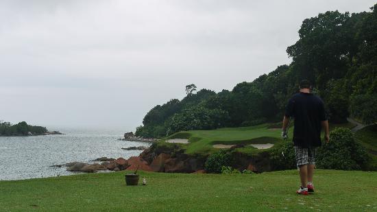 Club Med Bintan Island: Golf trou n°9