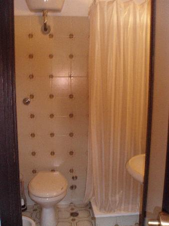 Jet Residence: bagno camera