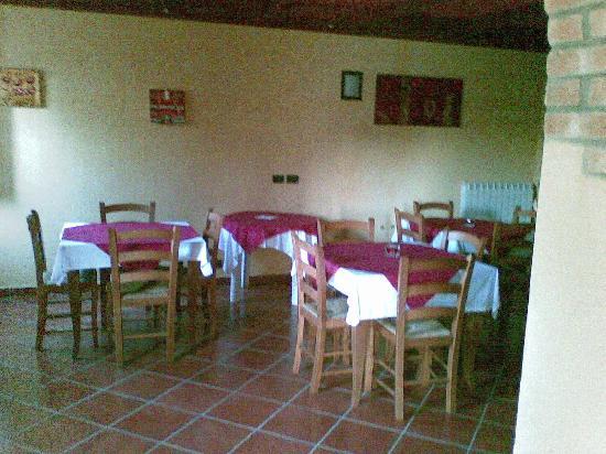B&B La Bonacciola: sala colazione