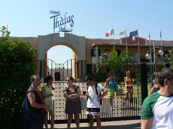 Торре-дель-Орсо, Италия: aspettando il trenino