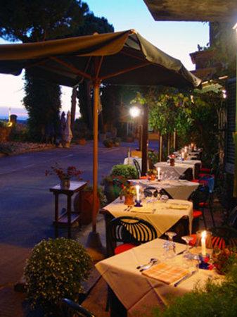 Restaurant La Taverna del Pittore : Serata Romantica