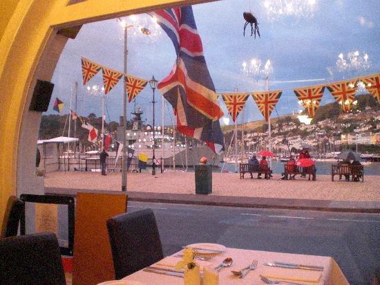 Annabelles Kitchen: view from restaurant