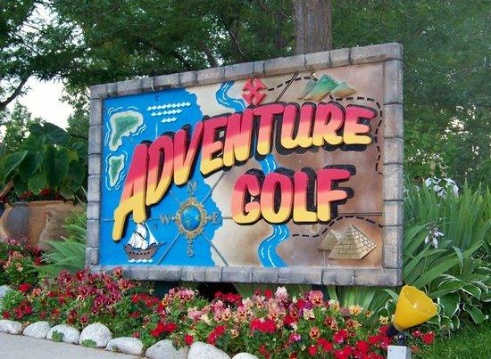 Adventure Golf & Raceway