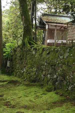 Keta Taisha Shrine: 神社②