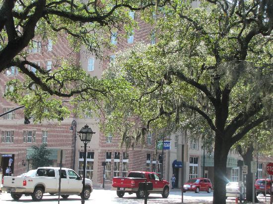 Holiday Inn Express Savannah-Historic District: HIE Savannah