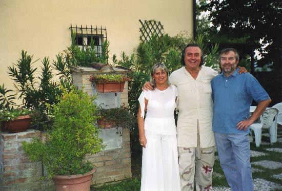 Il Vicario: Noi due insieme a Fulvio