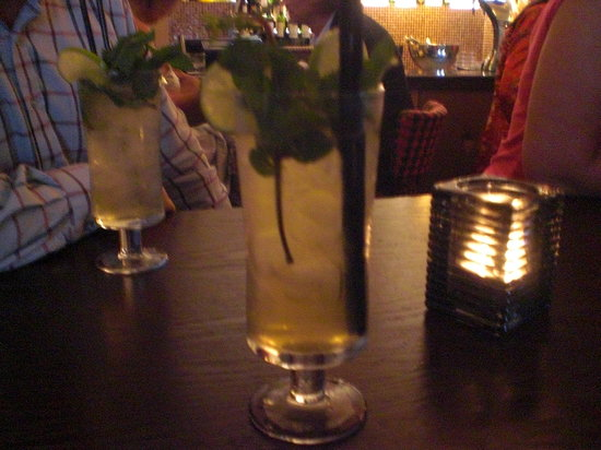Bellini's Bar: mojitos