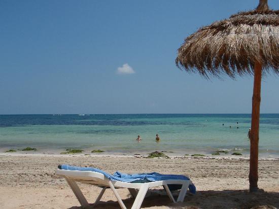 El Mouradi Djerba Menzel: spiaggia
