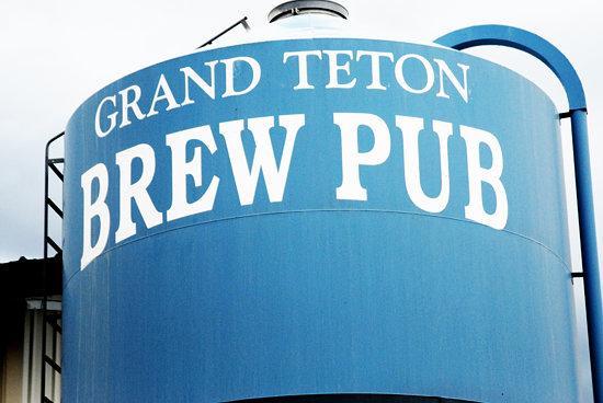 Grand Teton Brewing Company : Brewpub, tastings and tours