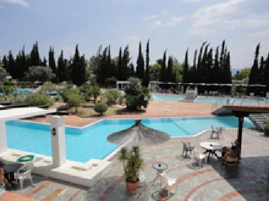 Holidays In Evia & Eretria Village Hotels: piscine d'eau douce