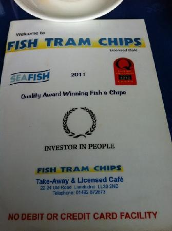Fish Tram Chips