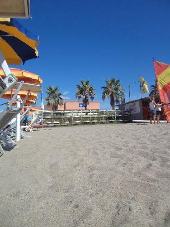 Hotel Il Tempio: spiaggia