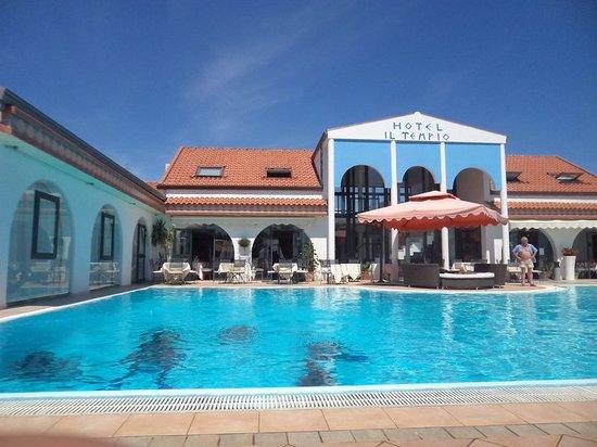 Hotel Il Tempio: piscina