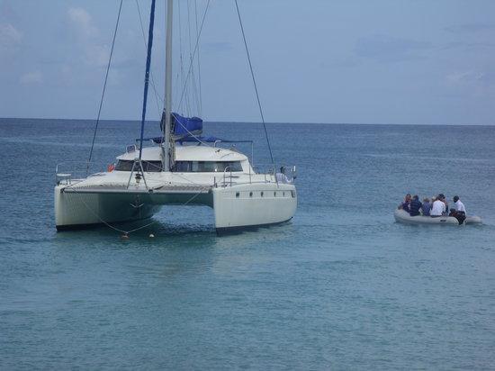 Good Times Catamaran Cruises: good times catamaran barbados