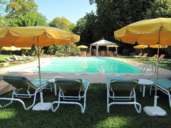 Chateau de Montcaud : Swimming Pool