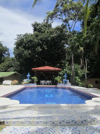 Golfito, Costa Rica: The pool @ Los Almendros