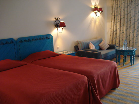 Regency Hotel and Spa : notre chambre