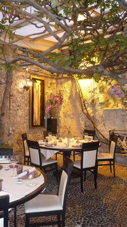 Le figuier de saint esprit antibes restaurant avis for Restaurant le jardin a antibes