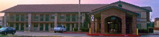 Budgetel Inn Houston : Nasa Parkway Inn