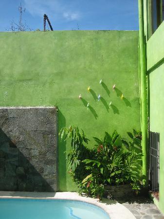 Hotel La Posada del Rey Primero: Aquarian tranquility