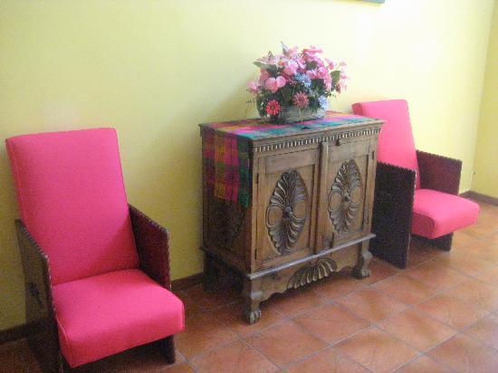 Hotel La Posada del Rey Primero: comfort and beautiful colors everywhere