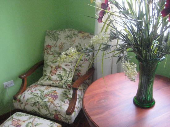 Hotel La Posada del Rey Primero: cozy spot to read a book