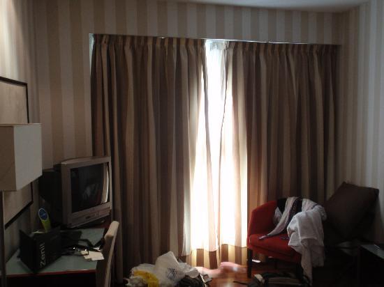Hotel Zenit Lleida: Camera