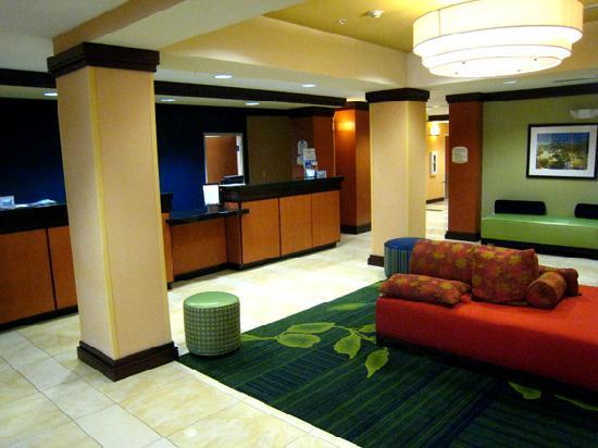 西雅圖布雷默頓費爾菲爾德套房飯店照片