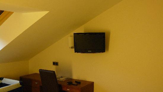 Hotel Anoeta: habitacion