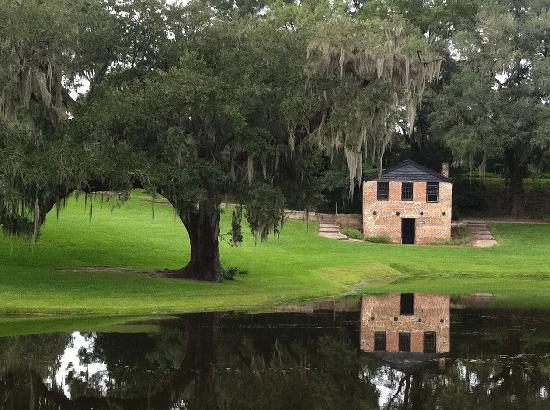 Inn at Middleton Place: lovely plantation grounds