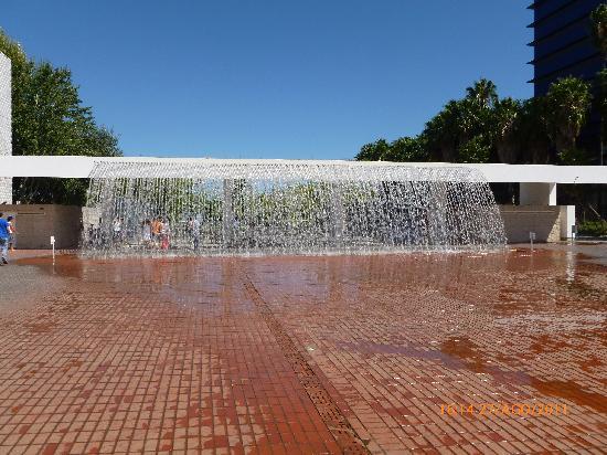 Lisbon Oceanarium : plaza del oceanario