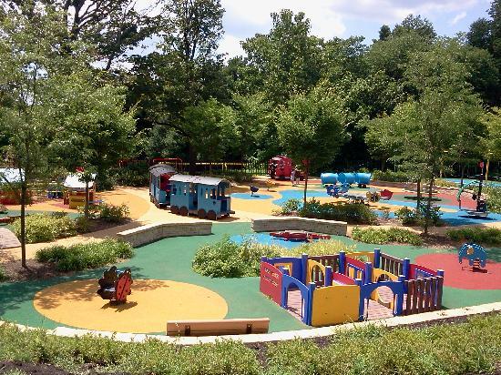 Smith Kids Play Place (Playground & Mansion): Playground