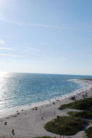 Lido Beach Resort: From our room