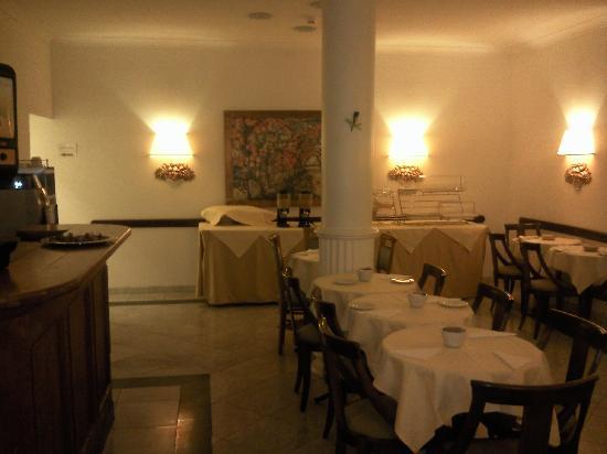 Hotel Argentina: Area desayuno