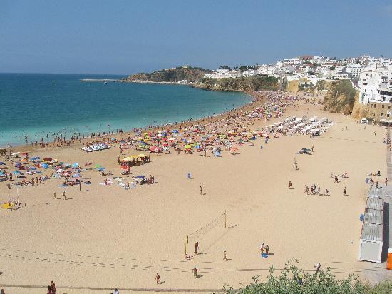 Adriana Beach Club Hotel Resort: plage d'albufeira