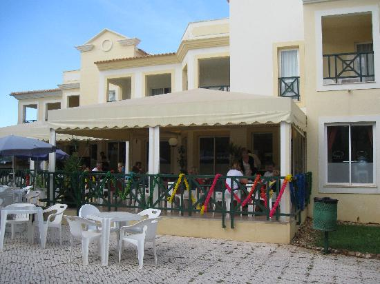 Adriana Beach Club Hotel Resort: notre resto préféré l'aquarius