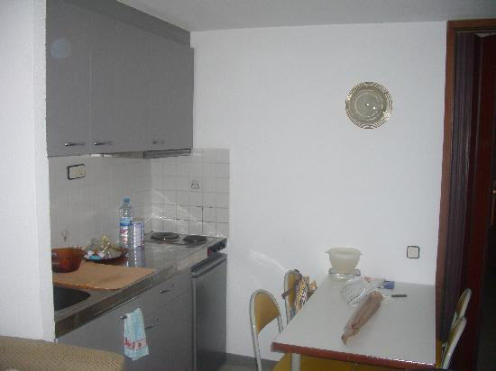 Aparthotel Miami Park : Cocina