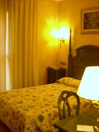 Salles Hotel Malaga Centro: stanza 205