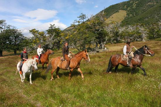 Hotel Posada Tres Pasos: Excursion Cabalgata