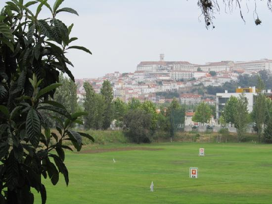 Hotel Quinta das Lagrimas: vista coimbra