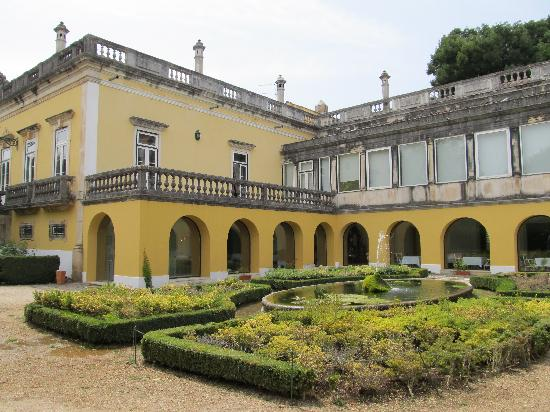 Hotel Quinta das Lagrimas: hotel das lagrimas