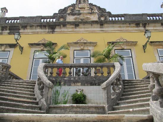 Hotel Quinta das Lagrimas: facciata hotel das lagrimas
