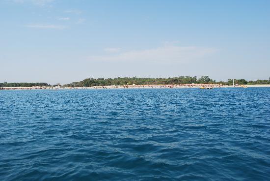 Sibari Green Village: dal mare....
