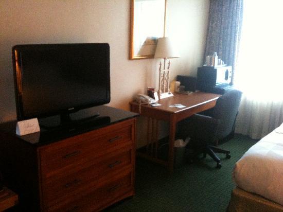 Radisson Hotel Rochester Airport: Standard amenities