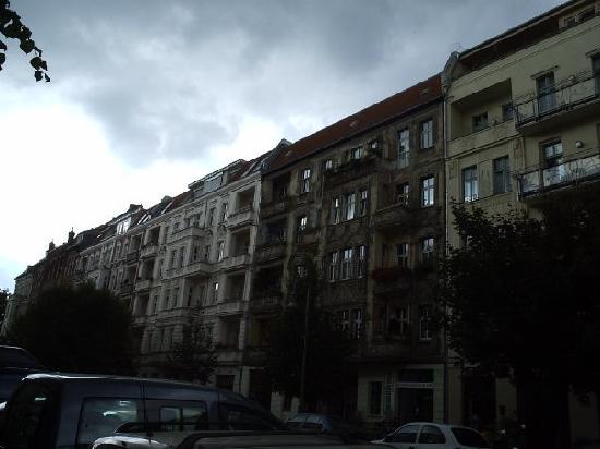 Edificios en Prenzlauer Berg
