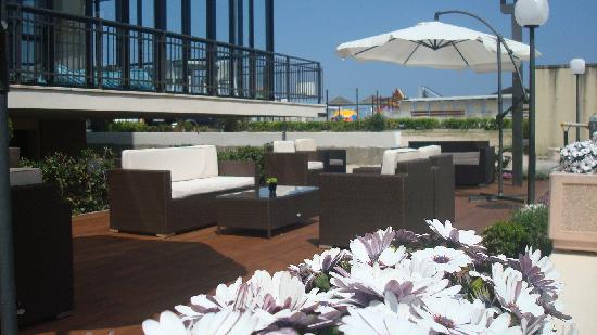 Beach Hotel Apollo : il nostro giardino