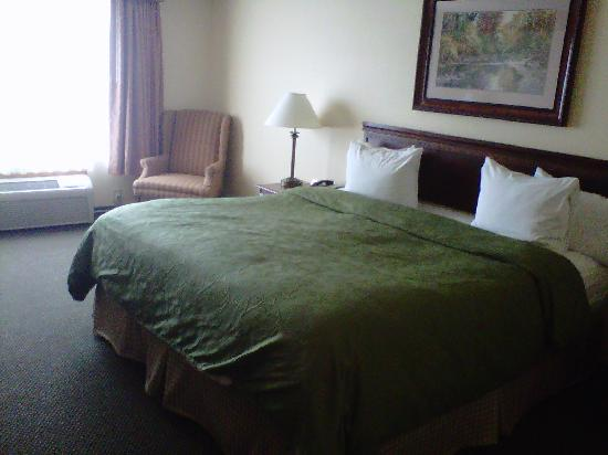 Country Inn & Suites By Carlson, Marquette: spacious bedroom